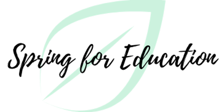 Spring for Education tickets