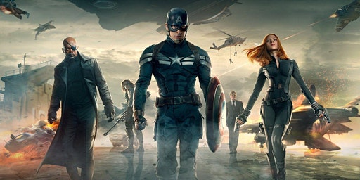 SFU Movie Nights - Captain America: The Winter Soldier
