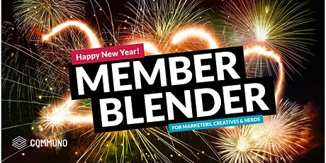 Jan 2020 Calgary Member Blender tickets