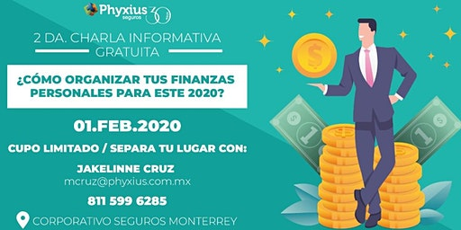 ¿Cómo organizar tus finanzas para el 2020?
