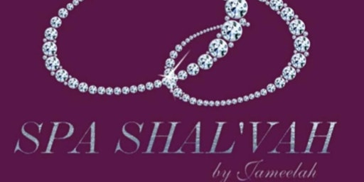 Paint N Sip at Spa Shal'Vah unwind with complimentary wine and desserts
