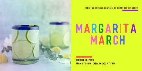 Manitou Margarita March tickets