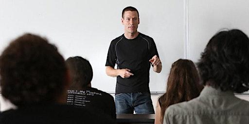 VDEC Education Presents: Charles Scott