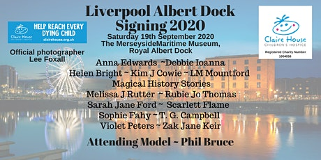 Liverpool Albert Dock Signing 2020 tickets