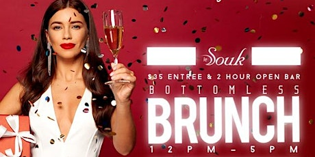 Party Weekend Brunch at Le Souk (Sunday) tickets