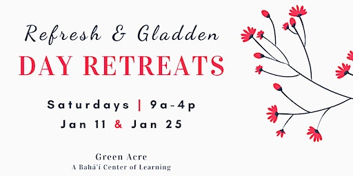 Refresh & Gladden: Day Retreats