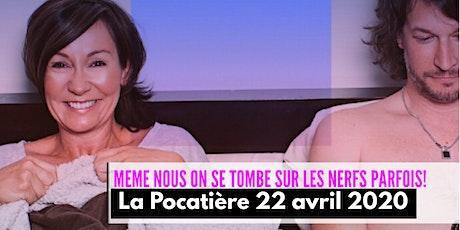 La Pocatière 22 avril 2020 LE COUPLE Josée Boudreault billets