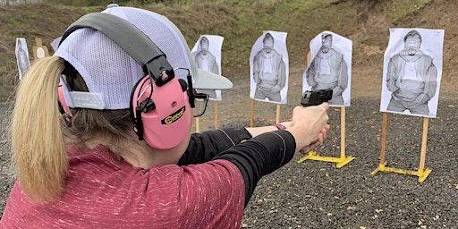 Women's Firearm Training (BEGINNER)