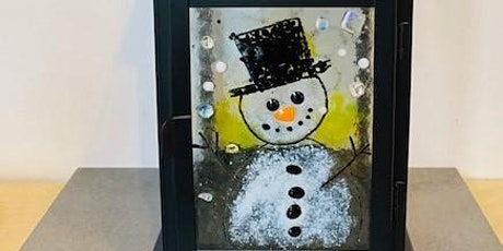 Fused Glass Festive Lantern Workshop tickets