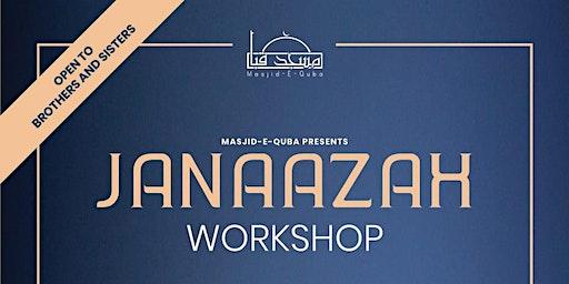 Janaazah workshop