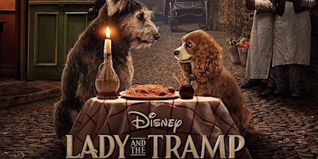 Movie Night: Lady and the Tramp tickets