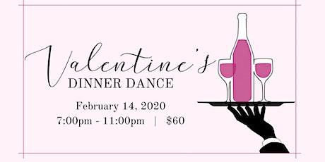 Valentine's Dinner Dance tickets