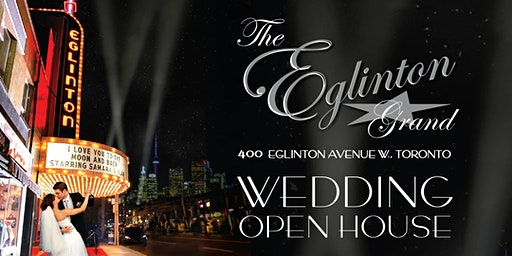 The Eglinton Grand Wedding Open House - Winter 2020 Edition