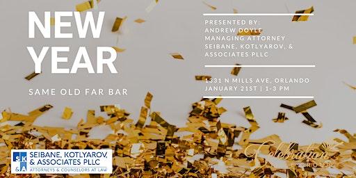 New Year Same Old Far Bar