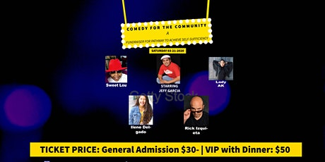 Comedy for the Community tickets