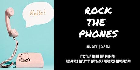 Rock the Phones tickets