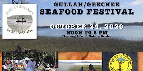 Gullah/Geechee Seafood Festival tickets