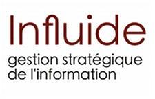 Influide, gestion stratégique de l'information logo