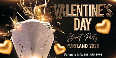 Valentines Day Boat Party Portland 2020 tickets