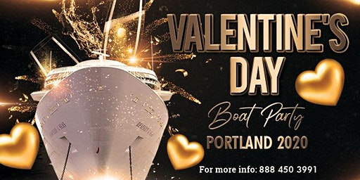 Valentines Day Boat Party Portland 2020