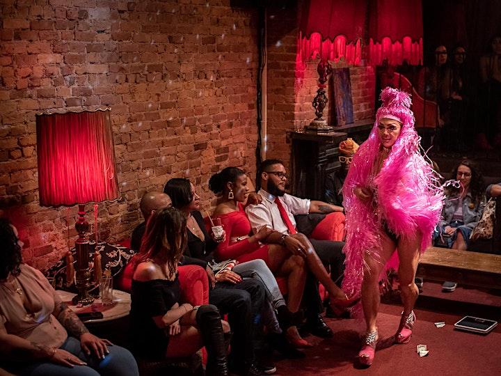 The Siren Spectacular - Immersive Burlesque Floor Show image