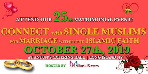 MillanUS.com Hosts The 25th Muslim Matrimonial Event, LI NY