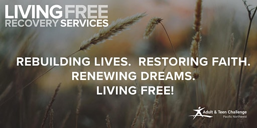 Living Free - February  2020 Training Seminar