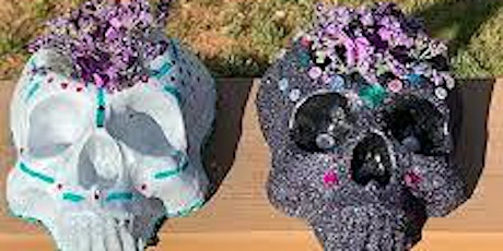 Build Your Own Skull Succulent Container Garden tickets