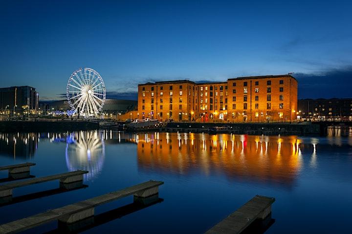 Liverpool Albert Dock Signing 2021 image