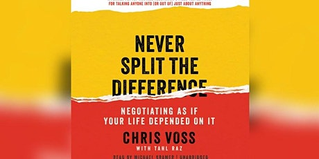 EBBC Munich - Never split the difference (Chris Voss) tickets