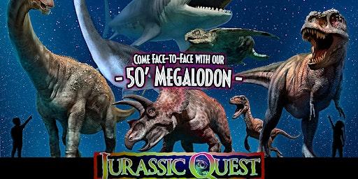 Jurassic Quest - Bus Trip - January 25, 2020