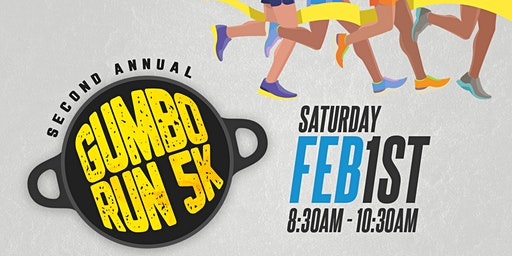 2nd Annual SMHS PAC Gumbo Run & 5K