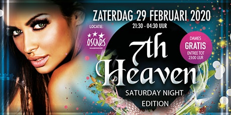 7th  Heaven, The Saturday Night Edition tickets