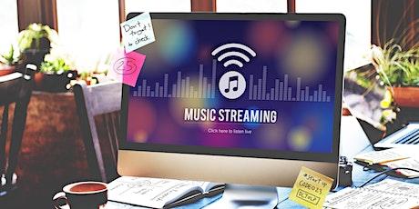 Streaming Audio Basics tickets