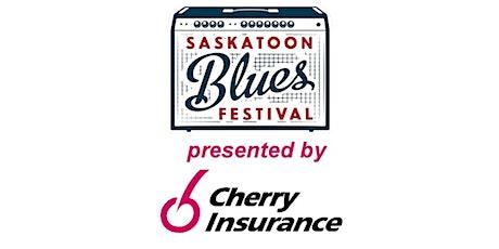 Shawn Holt and The Teardrops, Sugar Brown - 2020 Saskatoon Blues Festival tickets