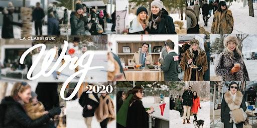 La Classique WRG 2020 Édition, le 24-26 janvier, 2020