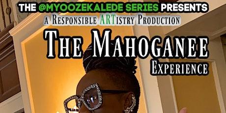 The Myoozekalede (Musicality) Series ft. Mahoganee tickets