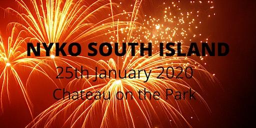 NYKO South Island