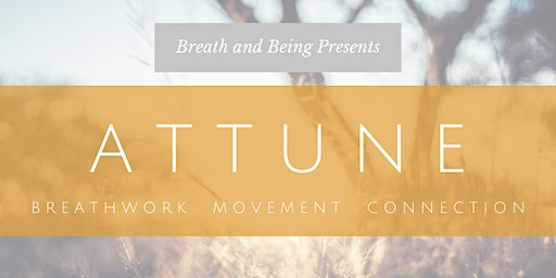 Attune: Breathwork Workshop