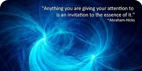 How to accept the Law of Attraction into our life. tickets