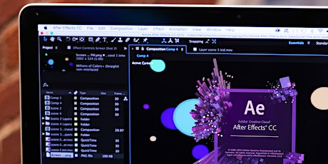 Adobe After Effects (two sessions 3/17 & 3/24) tickets