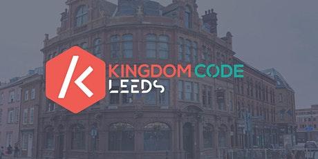 Kingdom Code Leeds: Drink tickets