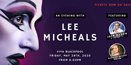 An evening with Lee Micheals and guests. tickets