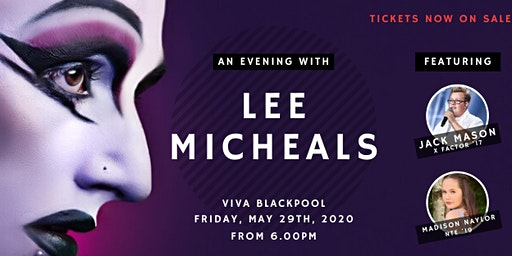 An evening with Lee Micheals and guests.