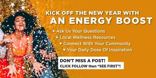 Energy- Recovering From The Holidays