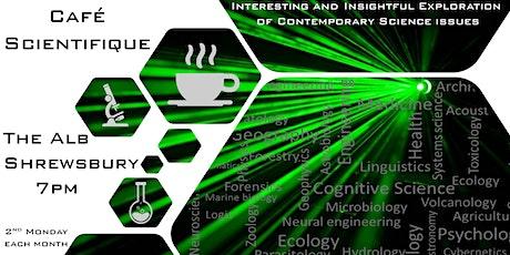 Cafe Scientifique - Evolution of Cooperation tickets