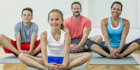 Family Sunday Yoga Brunch Club tickets