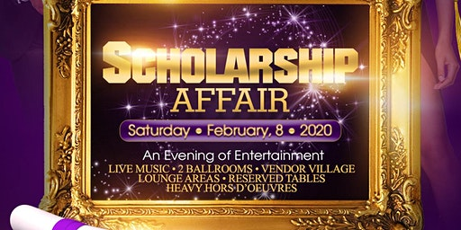 SCHOLARSHIP ALL BLACK AFFAIR (2020) HOSTED BY THE CAPITAL CITY QUES