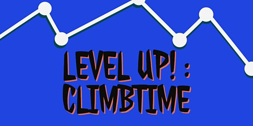 Level Up! : Climbtime (Ladies Only)