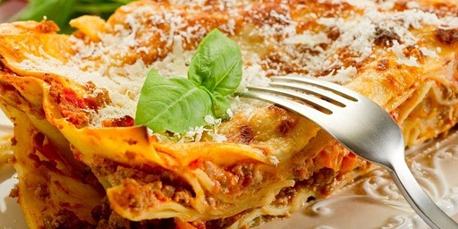 Authentic Italian Lasagna with Sofia